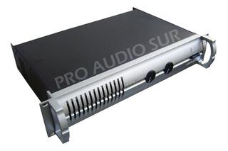 Potencia Apx 1200 W American Pro Amplificador Profesional