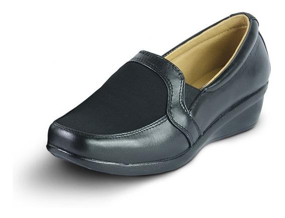 Zapato Comodem Dama Diabetes, Espolón, Pd1340n