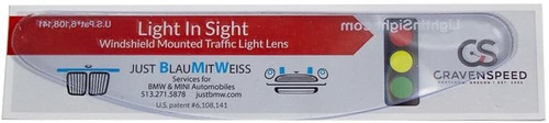 Imagen 1 de 2 de Lente De Luz De Tráfico Lightinsight Compatible Con Mini Coo