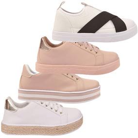 b980f211e67 Sapato Branco Para Reveillon Varios - Sapatos no Mercado Livre Brasil
