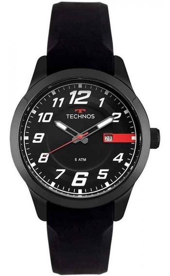 Relógio Technos Masculino Racer Black 2115mov/8p