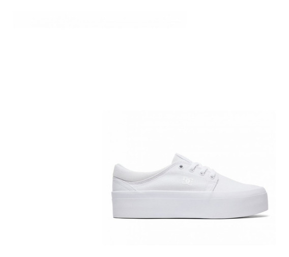 Zapatillas Mujer Trase Platform 103 Dc Shoes