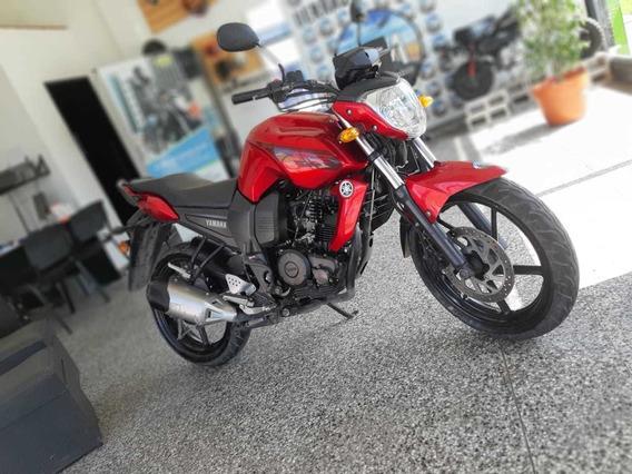 Yamaha Fz16 Año 2014 Rojo