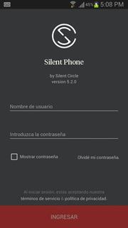 Licencia 100 Minutos Para Blackphone O Android Silentcircle