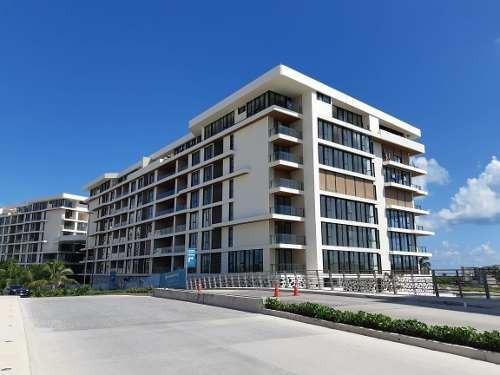 Departamento En Renta O Venta En Puerto Cancun Con Espectacular Vista