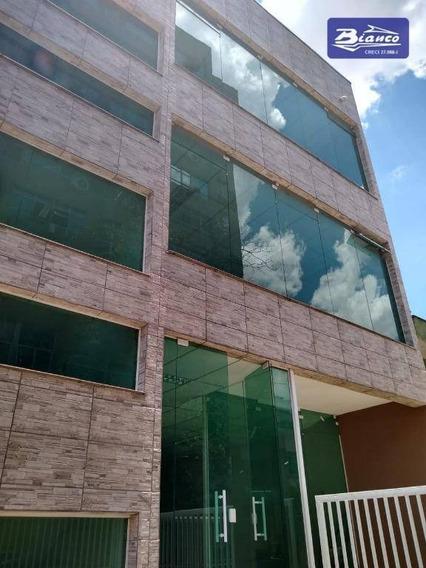 Prédio Comercial À Venda, Centro, Guarulhos. - Pr0032