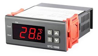 Controlador De Temperatura Digital Stc-1000 Frio/calor 220v