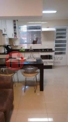 Sobrado Mobiliado, Em Condominio, Próximo Ao Metrô Itaquera - 3733