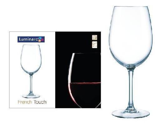 Copa Vino Wine French Touch, Luminarc 47 Cl Juego De 6