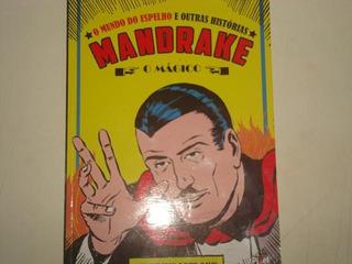 Hq Mandraque O Mágico Nº1 - 2013 - O Mundo Do Espelho