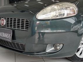 Fiat Punto 1.8 Hlx Segundo Dono 2009 Cinza