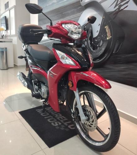 Honda Biz | Haojue Nex 115 2020/2021 0km - Ale
