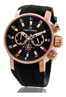 Reloj Hombre - Time Force - New Sailing - Mineral - Templado