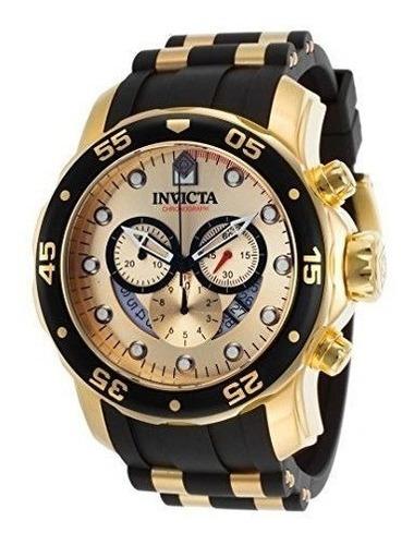 Reloj Invicta Pro Diver Cronógrafo Hombre 48mm 17566