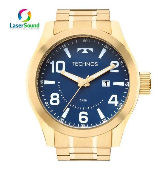 Relógio Technos Masculino 2115mgq/4a C/ Garantia E Nf