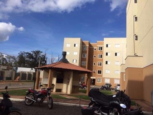 Apartamento Com 2 Dormitórios À Venda, 44 M² Por R$ 115.000 - Jardim Betânia - Cachoeirinha/rs - Ap0534