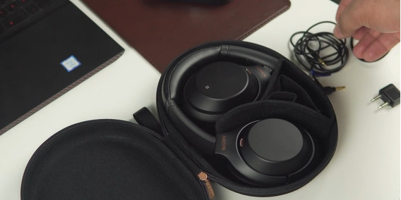 Headphone Bluetooth Sony Wh-1000xm3