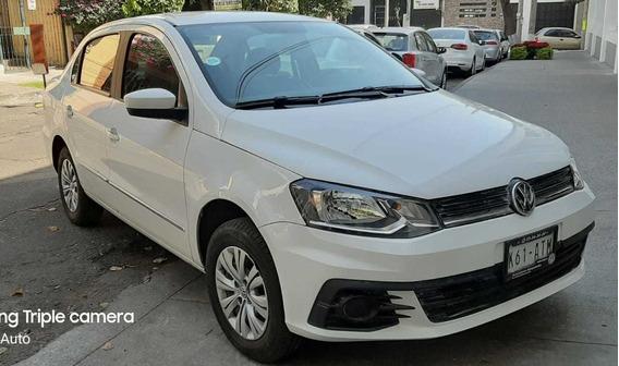 Volkswagen Nuevo Gol Sedan 1.6l 5 Vel Estandar