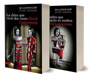 Pack Millennium David Lagercrantz - Envío Gratis