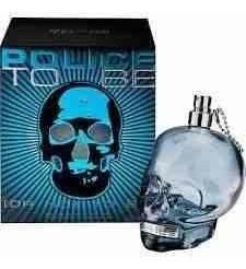 Perfume Police To Be Edt 125ml Original Lacrado