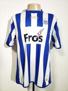 Camisa Futebol Oficial Esbjerg Dinarmarca 2008 Umbro Tam 4g