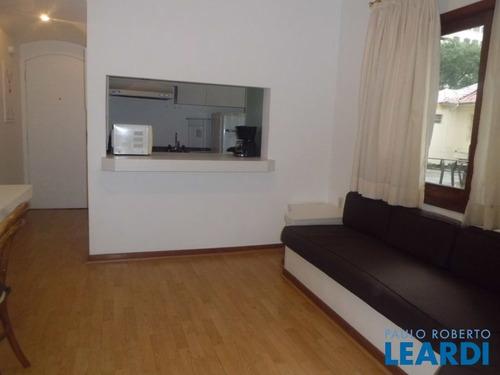 Flat Residencial - Jardim América  - Sp - 169531