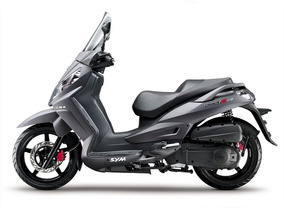 Sym Citycom 300 S Inyeccion (no Kymco Downton, Daelim S3)
