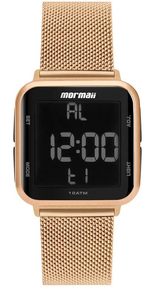 Relógio Mormaii Unissex Digital Mo6600af/8j