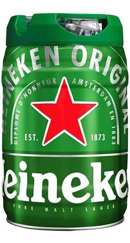 Barril Heineken 5l