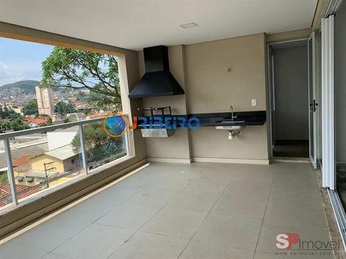 Apartamento Padrão Para Venda 4 Dormitorios 2 Suites 3 Vagas Varanda Gourmet Terraço Gourmet Em Tremembé São Paulo-sp - 128999g