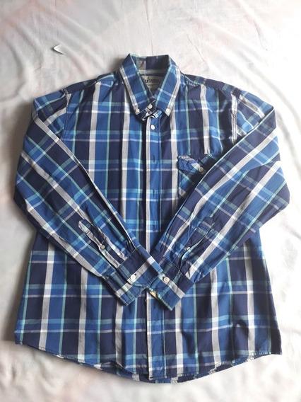Camisa De Caballero Marca Campus University