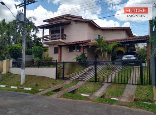 Imagem 1 de 21 de Casa À Venda, 293 M² Por R$ 1.100.000 - Condomínio Parque Das Garças I - Atibaia/sp - Ca0072