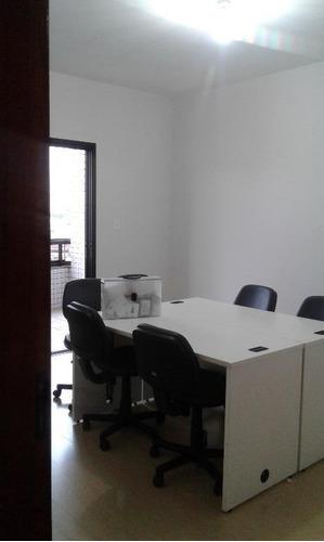 Sala Para Alugar, 80 M² Por R$ 2.000,00/mês - Vila Regente Feijó - São Paulo/sp - Sa0519