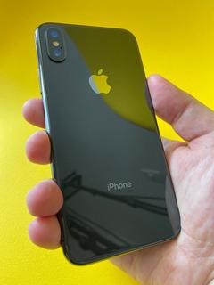 iPhone X 256 Gb Cinza-espacial 3 Gb Ram Desbloqueado Apple