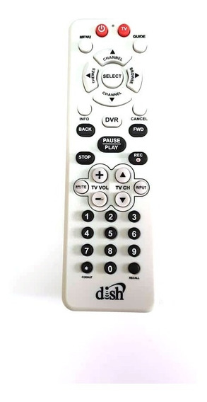 Control Remoto Dish Para Equipo Hd
