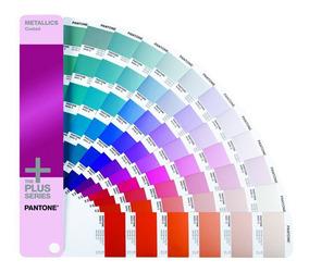 Set Guias Metalicas Muestrario Colores Pantone Gp1507