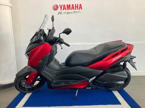 Yamaha Xmax Vermelha 2021