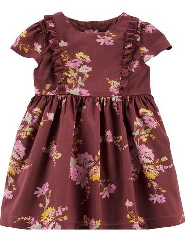 Vestidos Carters Oshkosh Bebes Tela Elegante