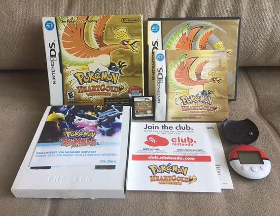 Pokémon Heart Gold Version - Nintendo Ds