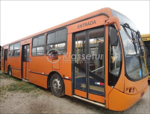 Onibus Busscar Urbanuss Pluss Vw 17-260 Eot(cod.235)ano 2007