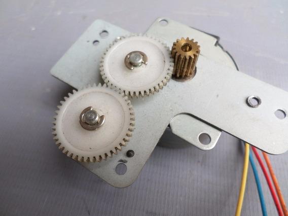 Motor Da Impressora Argox Os214 E Emgrenagem
