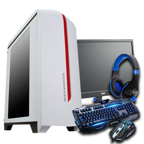 Pc Gamer Cpu Completa Amd A10 9600 Radeon R7 Monitor Top