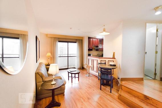 Apartamento Para Aluguel - Bela Vista, 1 Quarto, 62 - 893092798