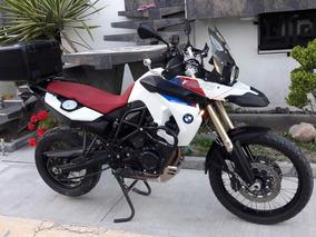Motocicleta Bmw F800gs Edición 30 Aniversario Modelo 2011