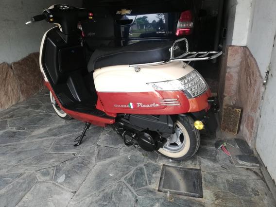 Scooter Gilera Piccola 150cc- Tiene Solo 34 Km Reales