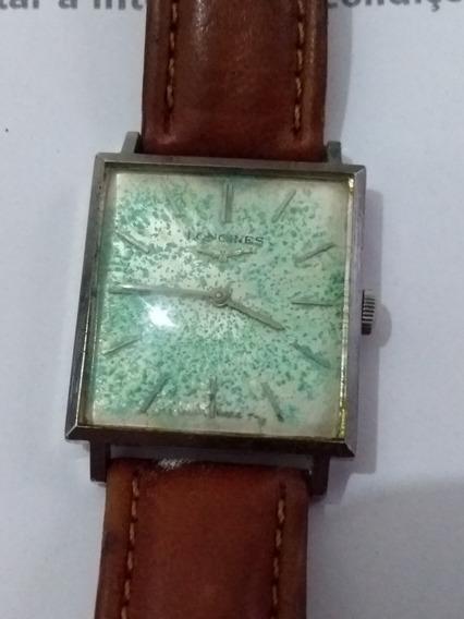 Relógio Longines Antigo Com Defeito