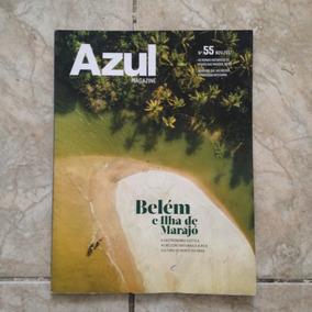 Revista Azul Magazine N55 Nov2017 Belém E Ilha De Marajó