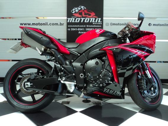 Yamaha Yzf R1 Vermelha 2014