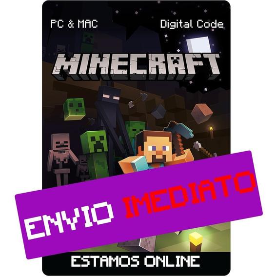 Minecraft Original Pc Full Acesso Completo Promoção