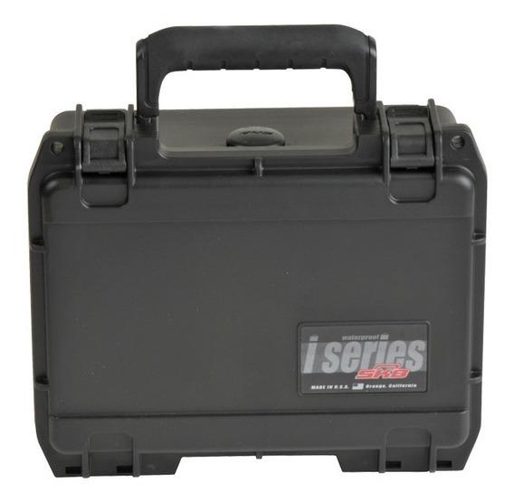 Estojo Skb Cases- 23x19 Cm - Iseries 3i0806-3-rod